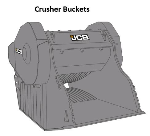 Crusher Buckets