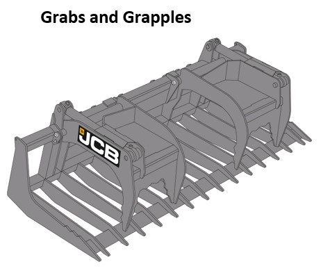 Grabs and Grapples