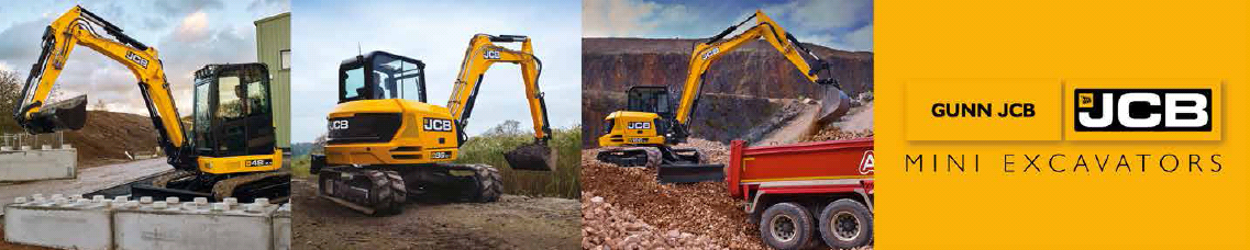 Mini Excavators - open day