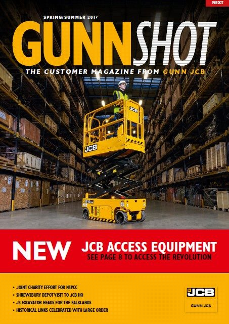 Cover Image of 0876 - JCB Marketing - GUNNSHOT Magazine Q2 2017 Interactive