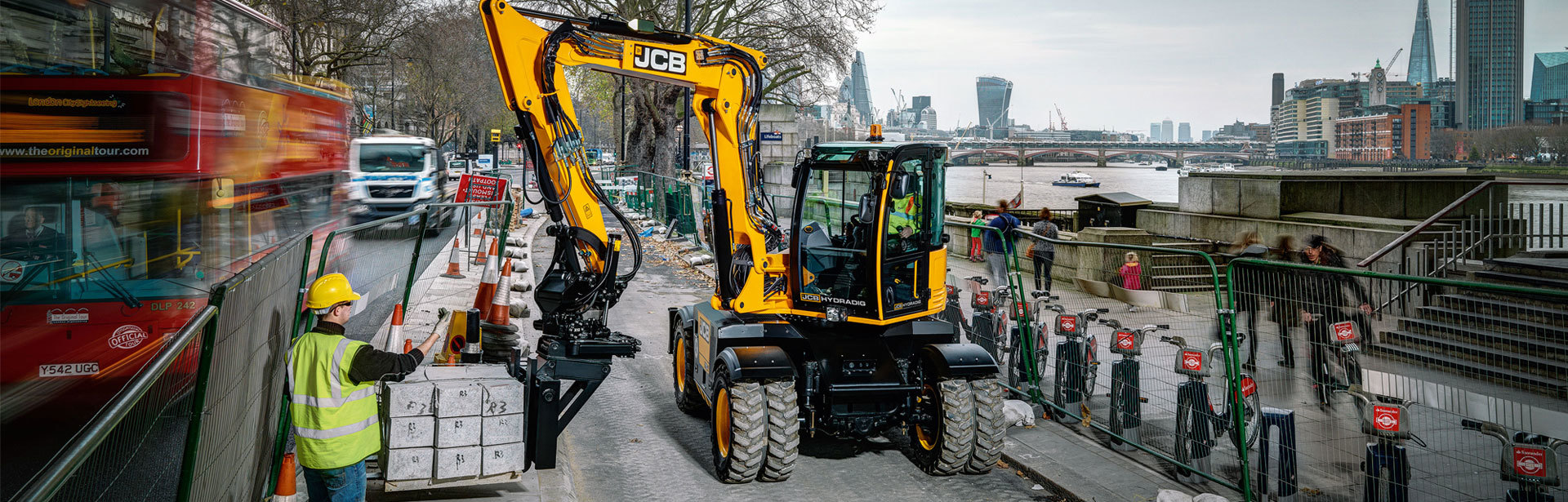 Image of a HYDRADIG 110W