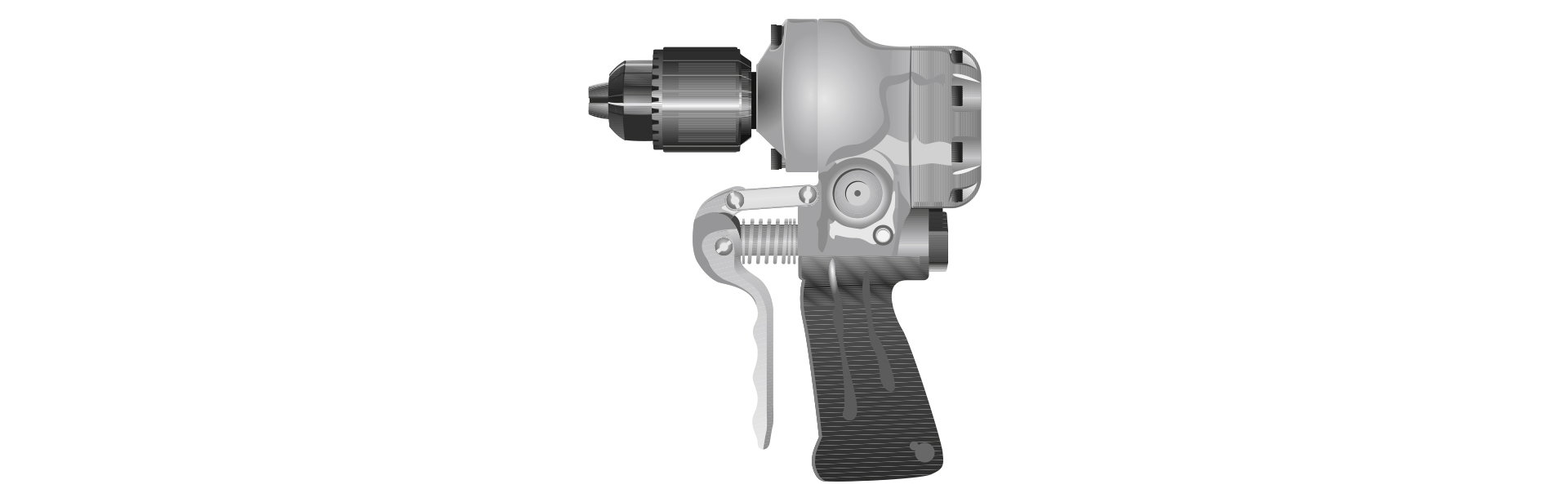 Image of a Hydraulic Drill