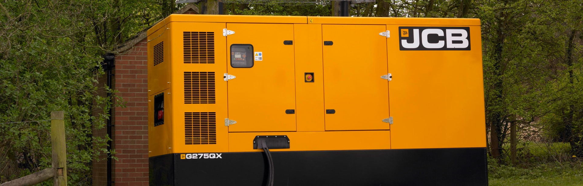 Image of a 140-220 kVA IVECO