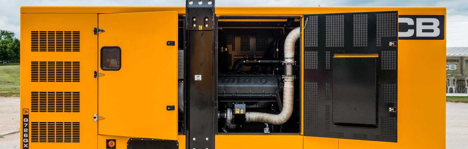 Image of a 306-726 kVA MTU