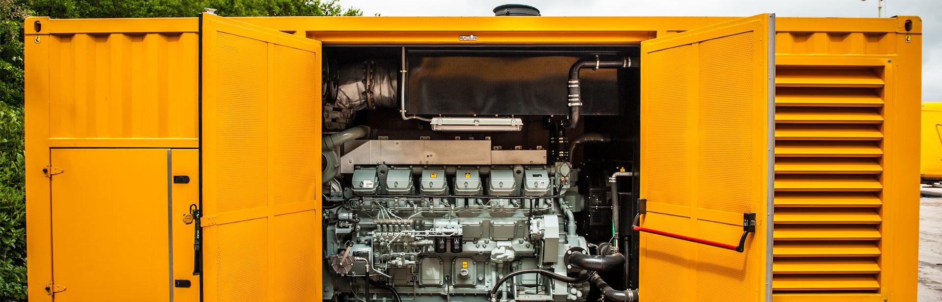 Image of a 730-2500 kVA Mitsubishi