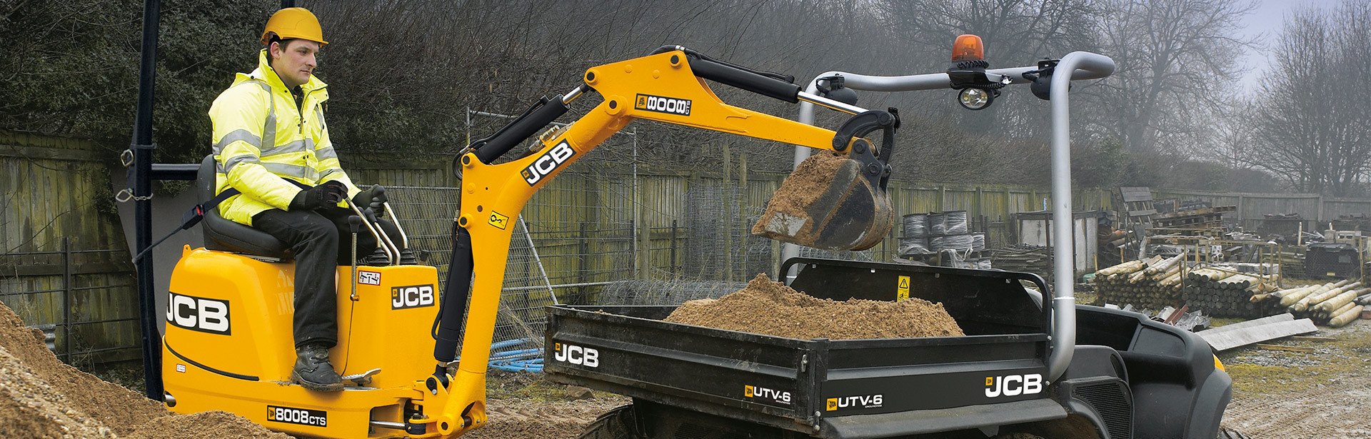 Cover Image of 8008-micro-excavator