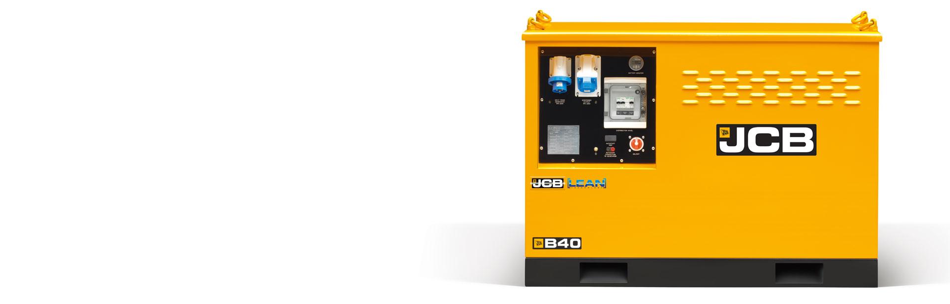 Image of a B40 Battery Box