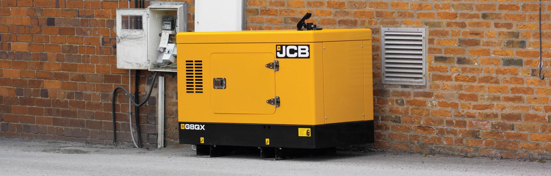 Image of a 8-20 kVA Yanmar