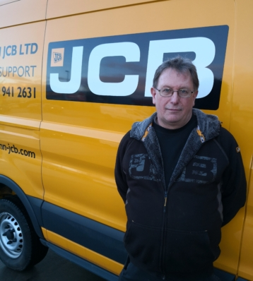 Portrait of Kevin Armstrong – Stoke On Trent Mobile number: 07740 826233 Email address: kevin.armstrong@gunn-jcb.co.uk Areas covered: All of Staffordshire and Derbyshire and also parts of Cheshire and Shropshire .