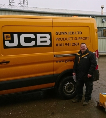 Portrait of Nick Wright – Altrincham Mobile number: 07740 826174 Email address: nick.wright@gunn-jcb.co.uk Areas covered: Merseyside, Cheshire and Greater Manchester .
