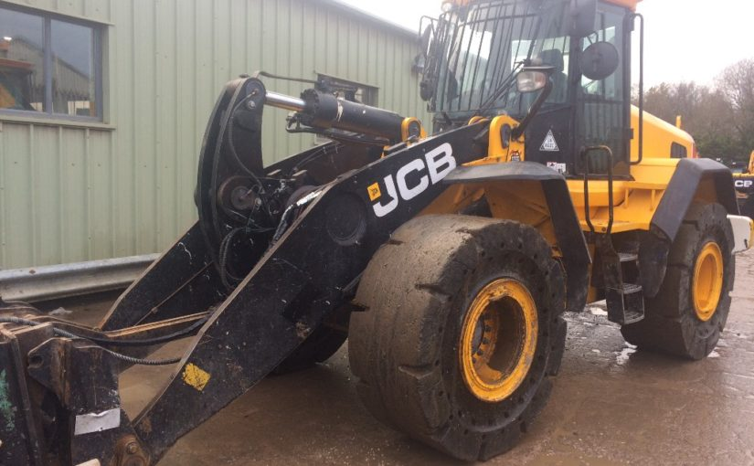 Quality, pre-owned JCB 457 Wheel Loader for sale!