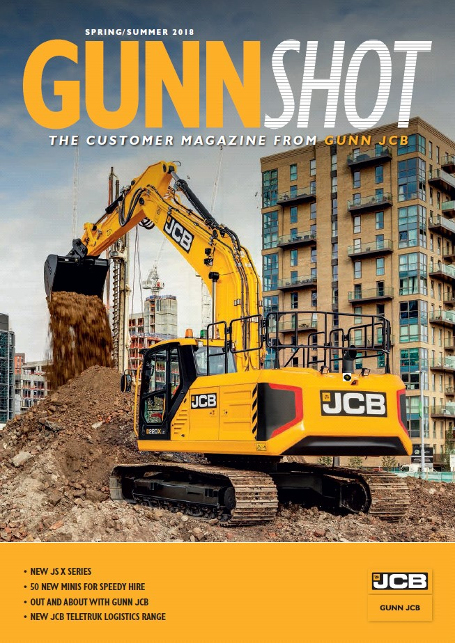 Cover Image of 1212 - JCB Marketing - GUNNSHOT Magazine 2018 Q3 Interactive