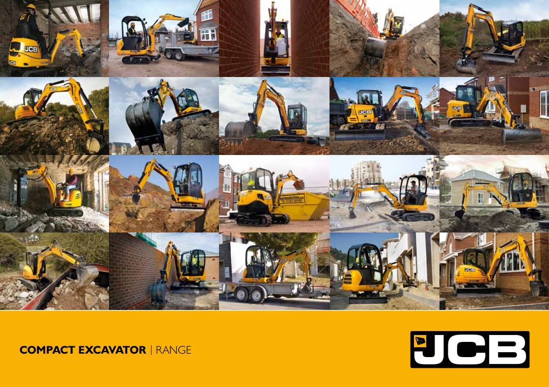 Cover Image of COMPACT EXCAVATOR