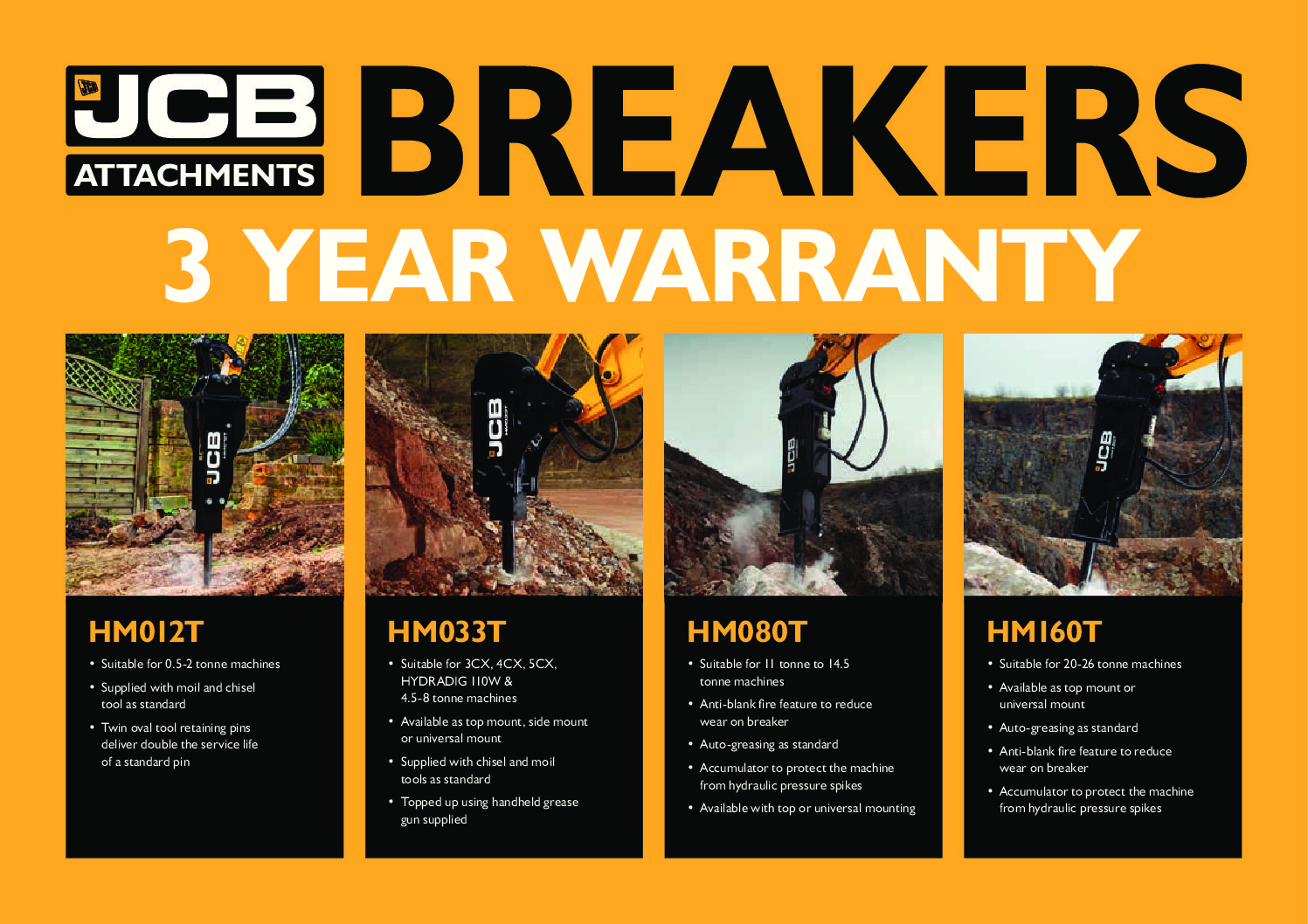 Cover Image of Contractor Breaker Leaflet A4