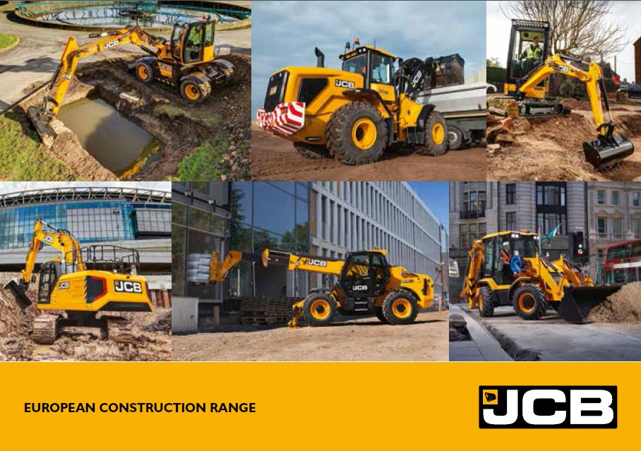 Cover Image of Construction Range Brochure