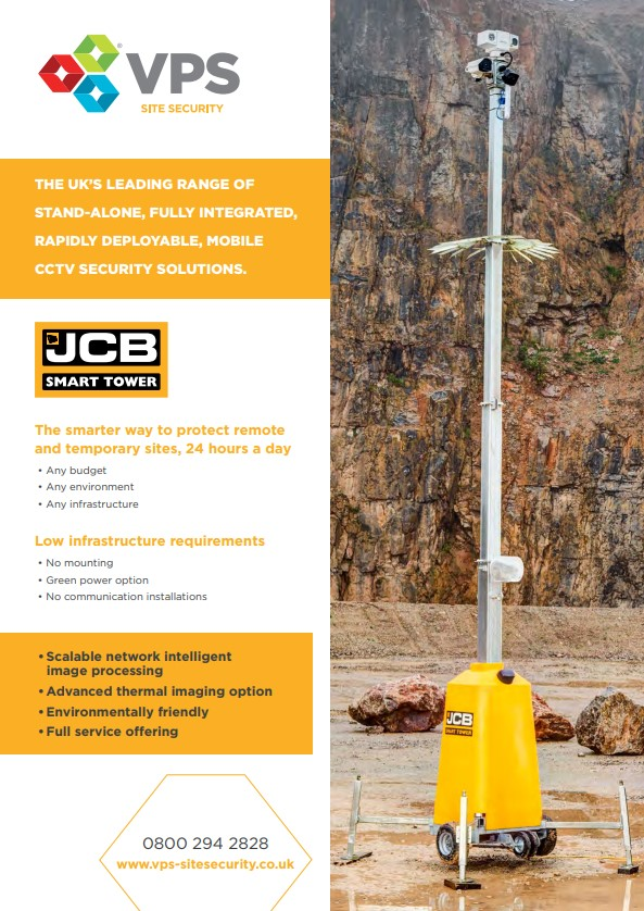 Cover Image of JCB Smart Tower Brochure