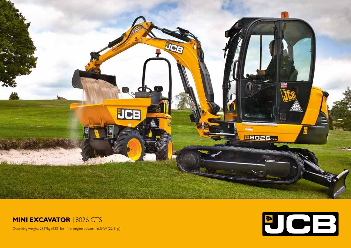 Cover Image of mini-excavator-8026-cts