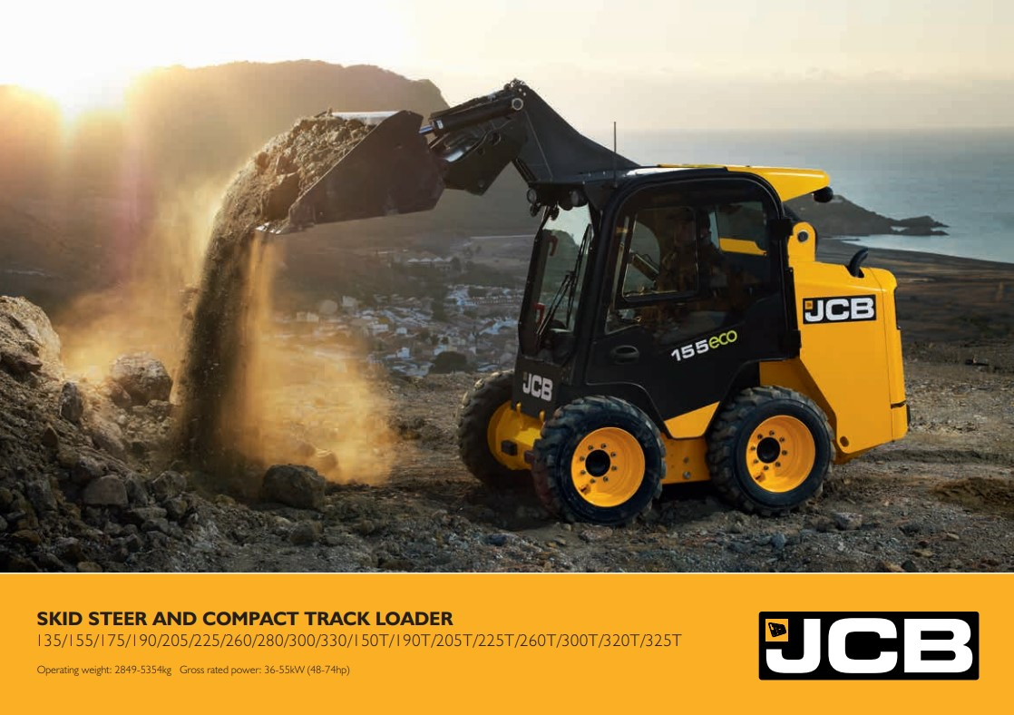 Cover Image of SKID STEER AND COMPACT TRACK LOADER