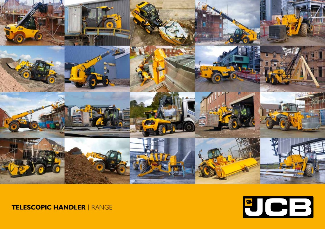 Cover Image of TELESCOPIC HANDLER