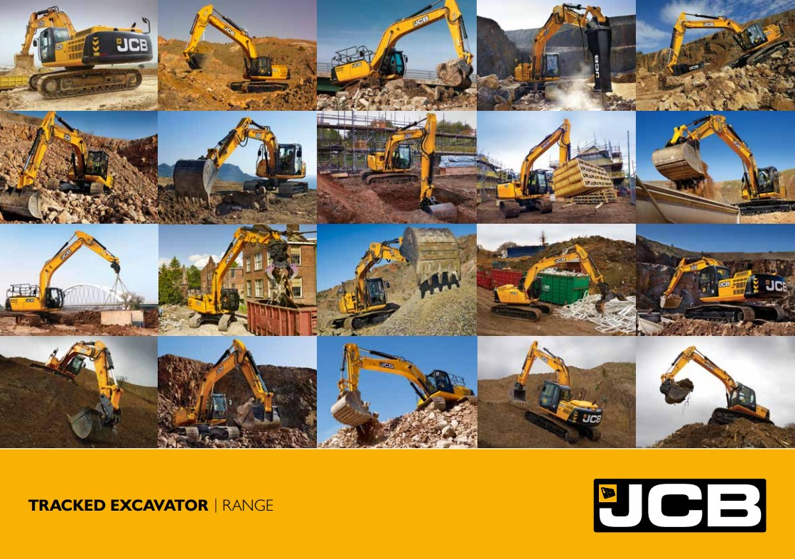 Cover Image of TRACKED EXCAVATOR