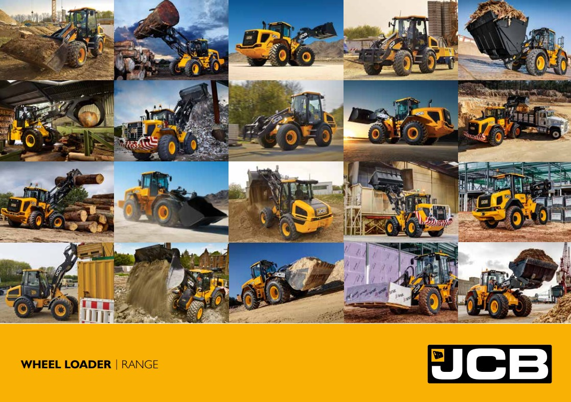 Cover Image of WHEEL LOADER