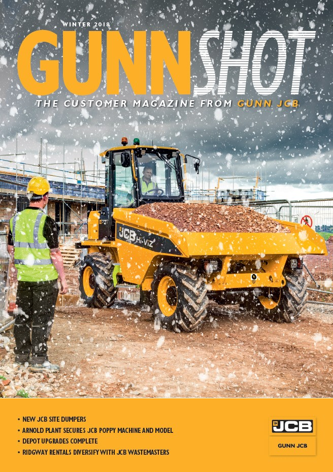 Cover Image of 1339 - JCB Marketing - GUNNSHOT Magazine 2018 Q4 Interactive