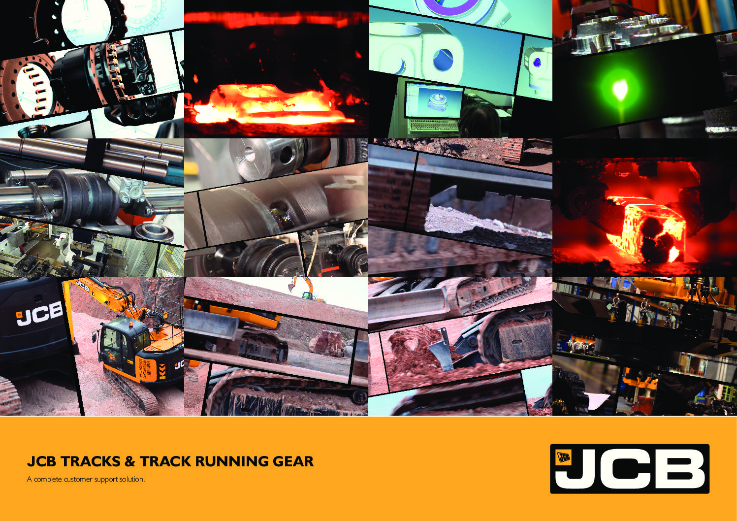 Cover Image of 0448 - JCB WPC Tracks & Running Gear Brochure HR - FINAL