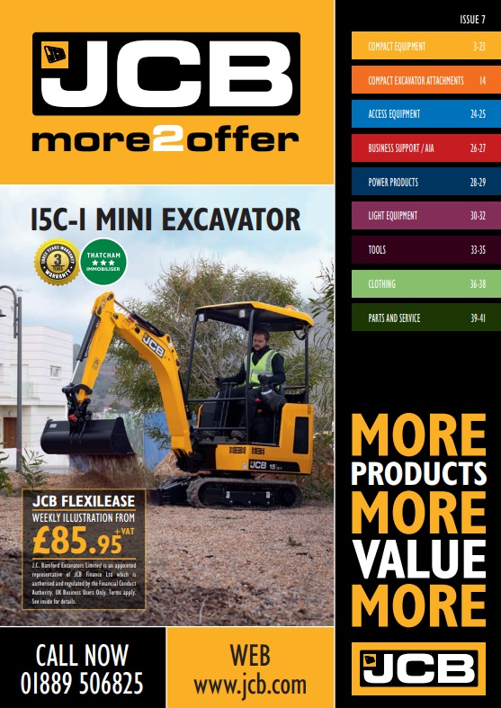Cover Image of More 2 Offer brochure - Issue 7