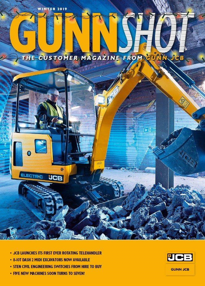 Cover Image of 1647 - JCB Marketing - GUNNSHOT Magazine 2019 Q4 INTERACTIVE