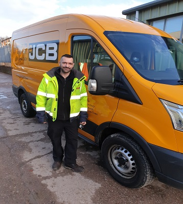 Portrait of Dan Brown – Altrincham Mobile number: 07740 826174 Email address: dan.brown@gunn-jcb.co.uk Areas covered: Merseyside, Cheshire and Greater Manchester .