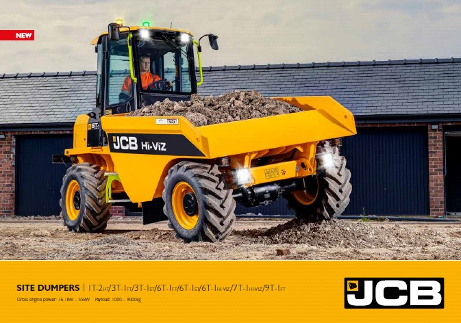 Cover Image of 27397 Site Dumper RB en-GB Issue 11 LR 21.06.19