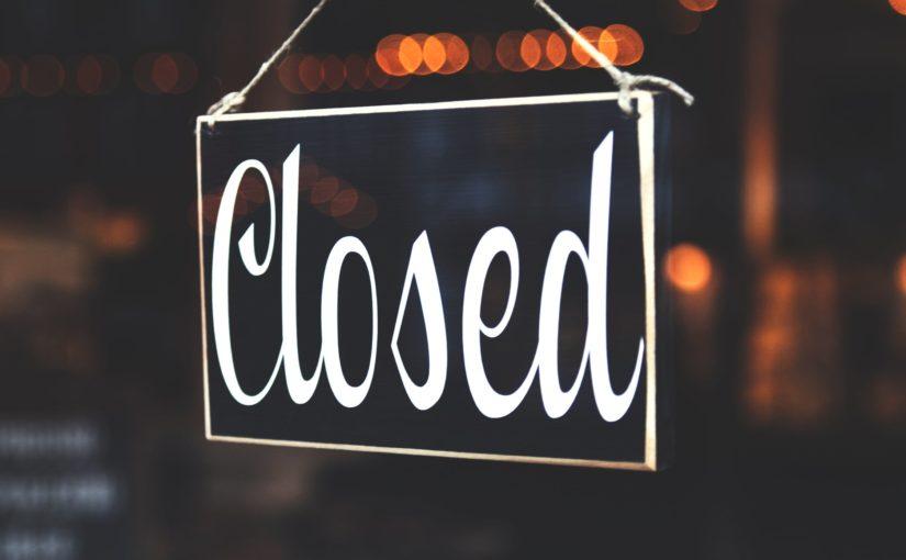 COVID-19 – Depot Closure
